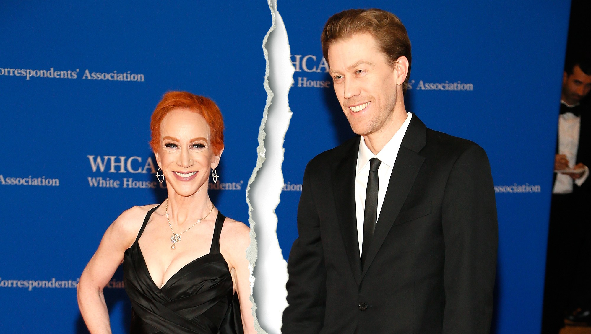 Celebrity Splits of 2018 Kathy Griffin Randy Bick split