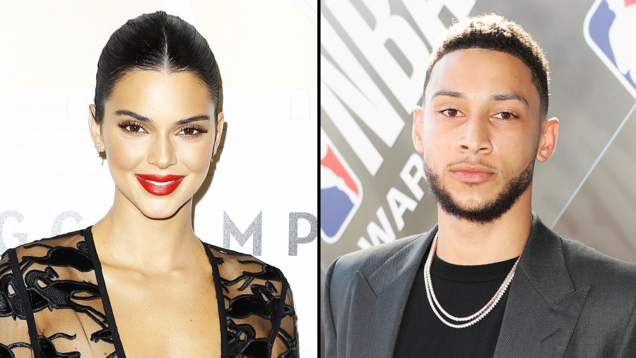 Kendall Jenner Ben Simmons Not Exclusive Hooking Up