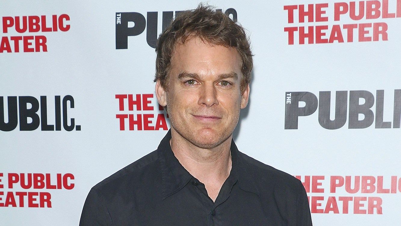 Michael C. Hall, Fluid, Heterosexual
