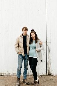 Molly Yeh, Nick Hagen, Girl Meets Farm, Pregnant, Chantell Lauren Photography