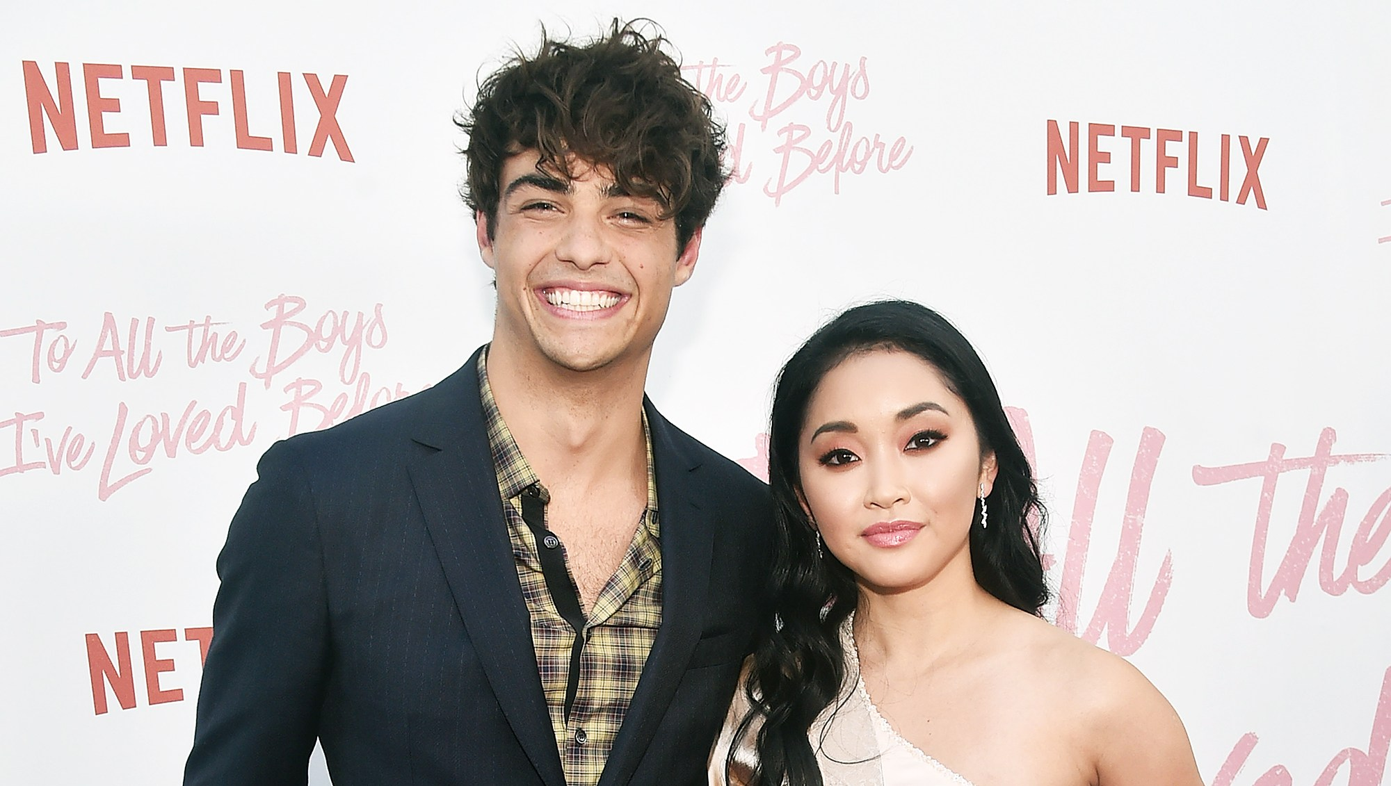 Noah Centineo Lana Condor To All The Boys I've Loved Before Netflix Horror Film