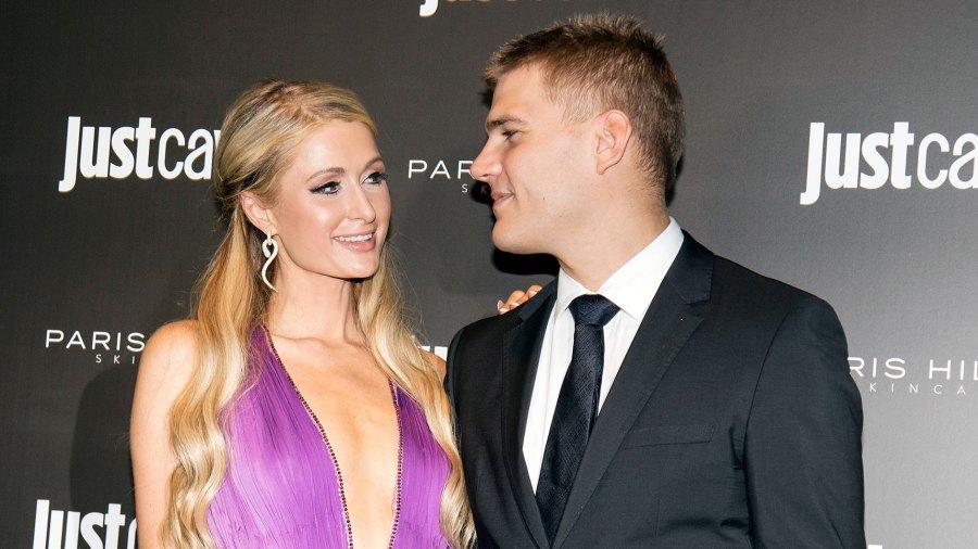 Paris Hilton Will Always Be Friends With Chris Zylka