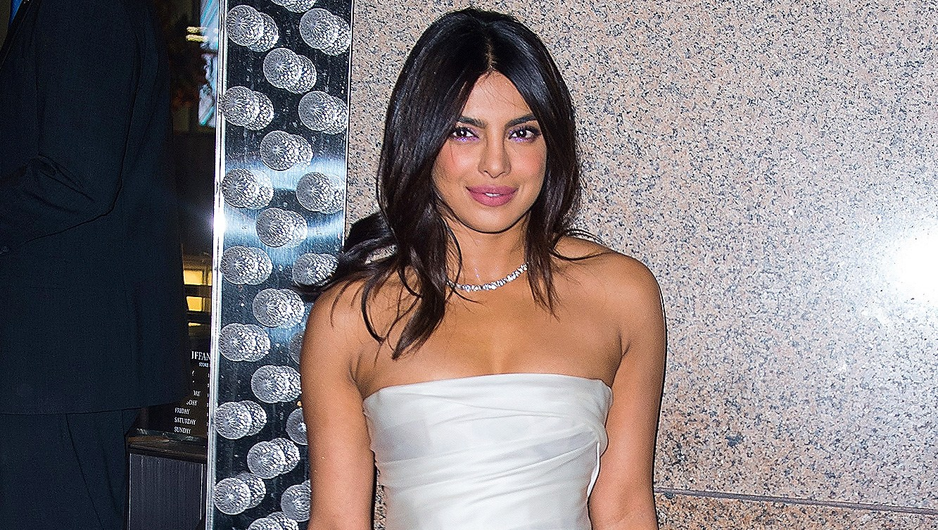 Priyanka Chopra, Bachelorette Party