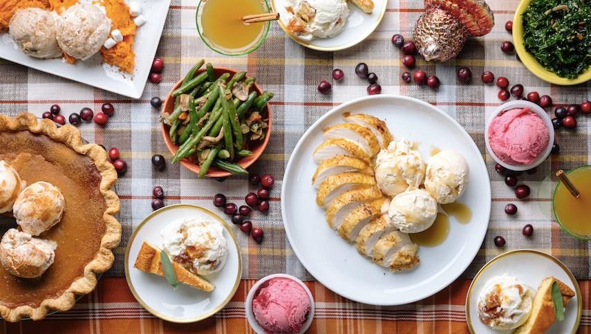 Thanksgiving-Inspired Ice Cream From Salt & Straw
