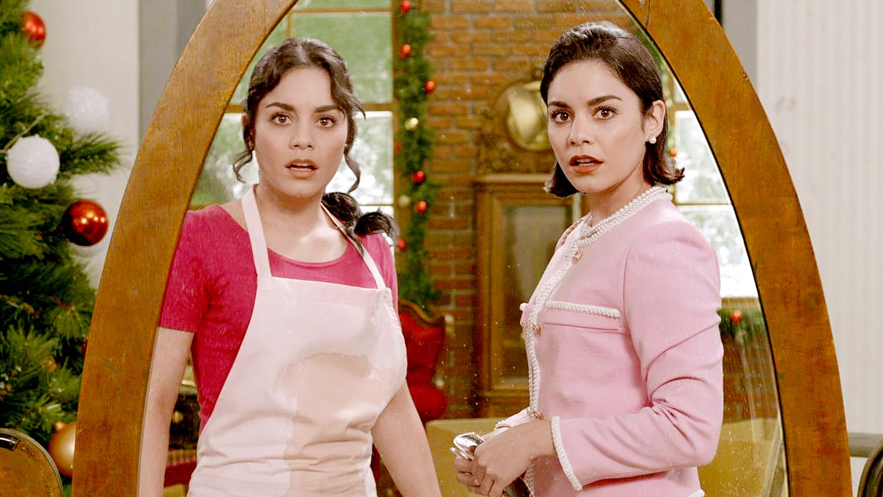 Vanessa Hudgens in The Princess Switch