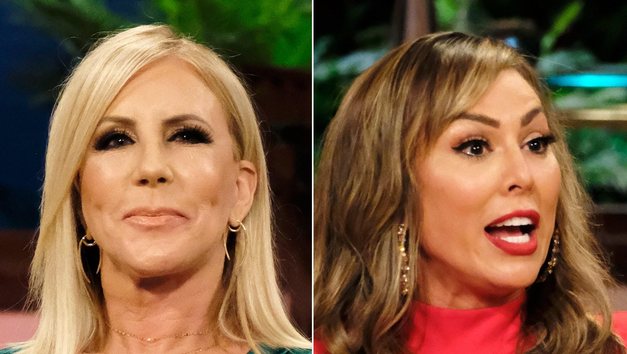 'RHOC' Reunion Sneak Peek: Vicki Gunvalson Accuses Kelly Dodd of Doing Cocaine