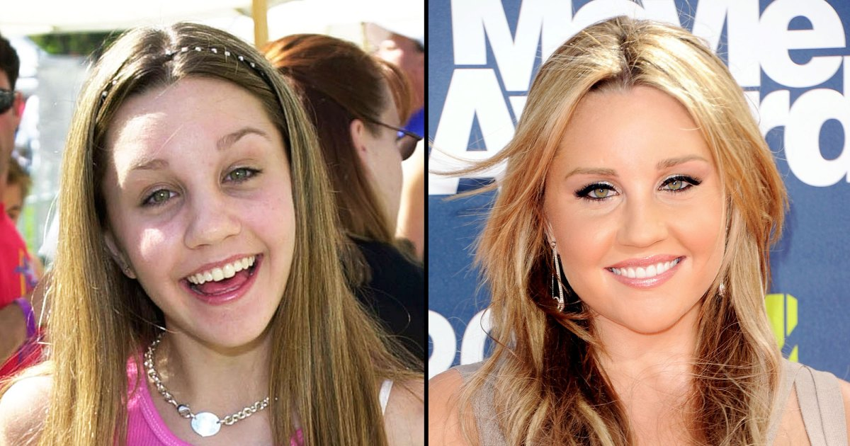Amanda Bynes Timeline Photos Of The Former Nickelodeon Stars Life