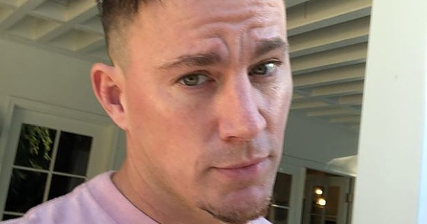 Channing Tatum Makes Slime With Daughter Everly
