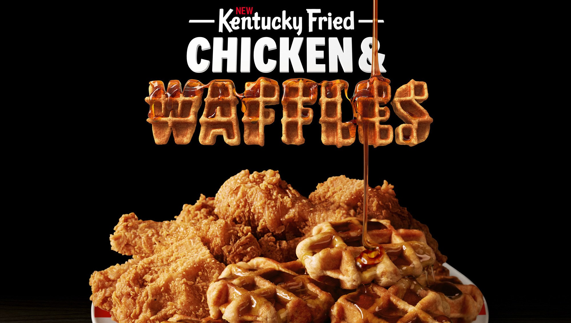KFC Chicken & Waffles