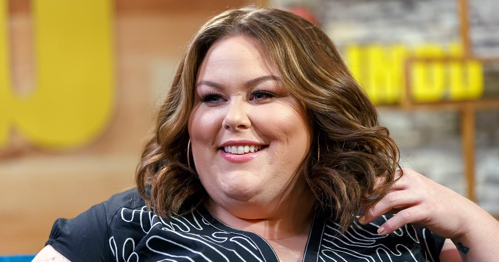 Chrissy Metz Goes Ham for Animated Role in 'Kung Fu Panda' Series