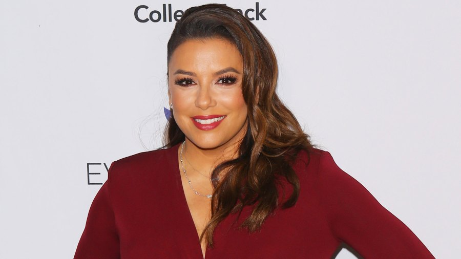 Eva Longoria attends the Eva Longoria Foundation Dinner Gala.