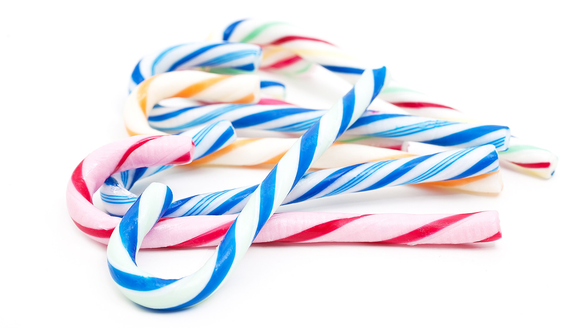 Gross Candy Cane Flavors