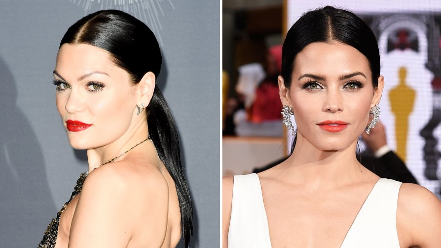 Jessie J Slams Jenna Dewan Comparisons