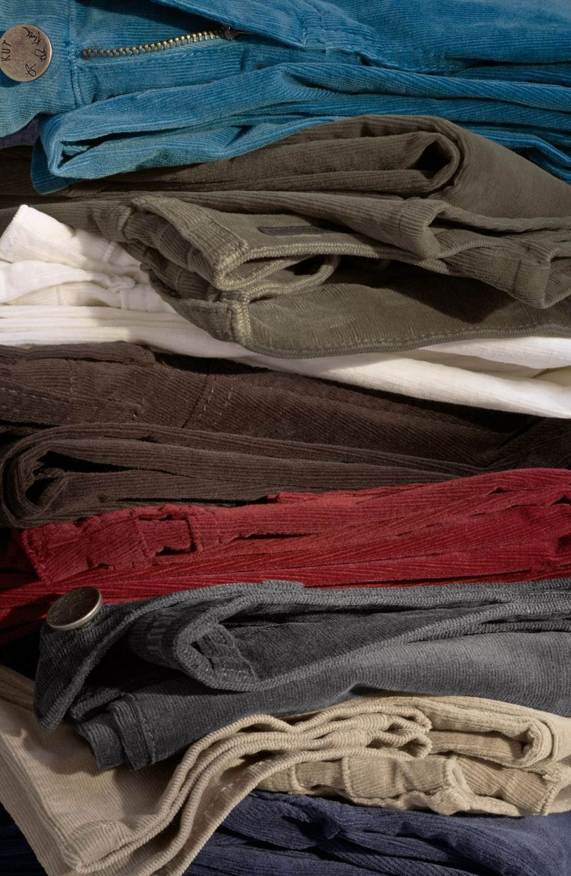 many corduroy pants colors
