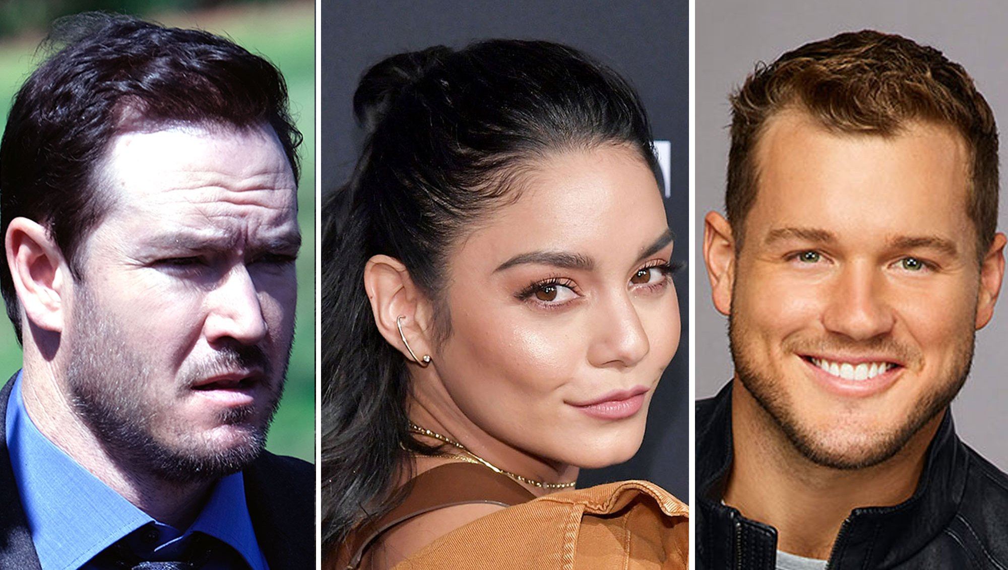Mark Paul Gosselaar, Vanessa Hudgens and Colton