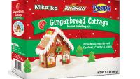 Peeps Gingerbread House