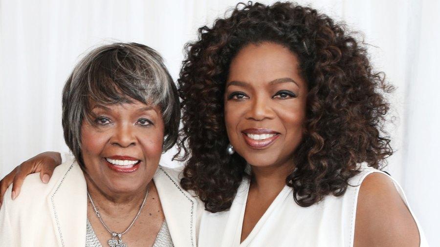 Vernita Lee and Oprah Winfrey oprah mom death