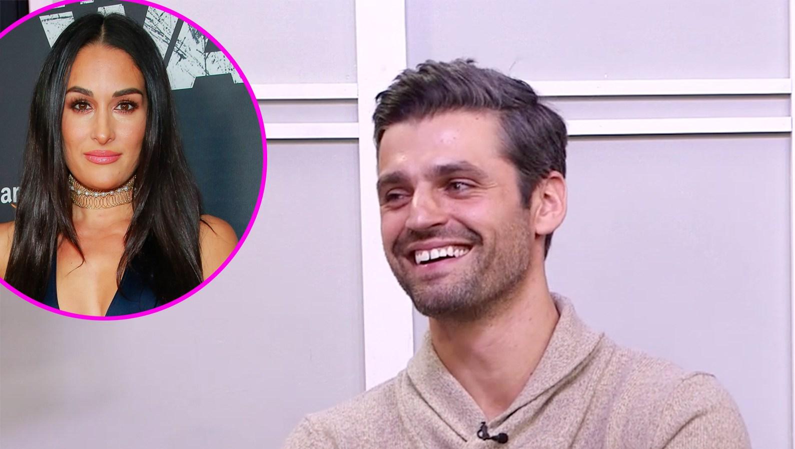 Peter Kraus and Nikki Bella
