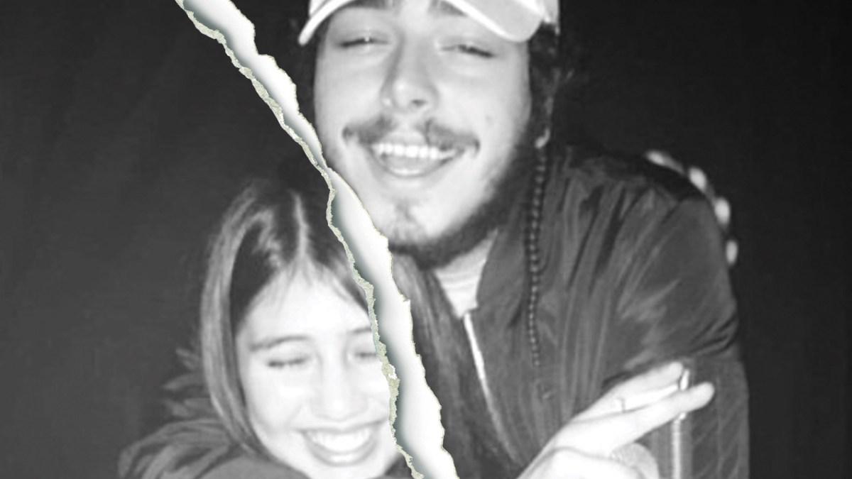 Post Malone and Girlfriend Ashlen Diaz Split After Three Years