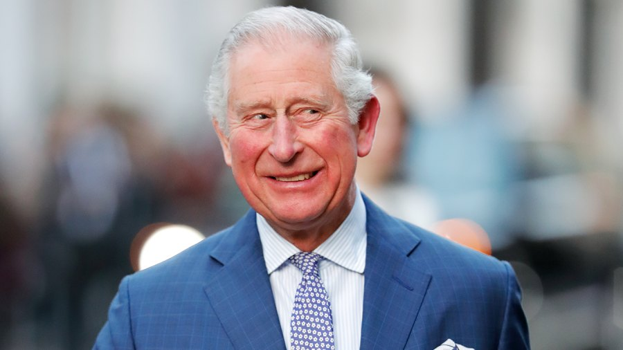 Prince Charles Jokes About the Duke and Duchess of Sussex' Baby Name