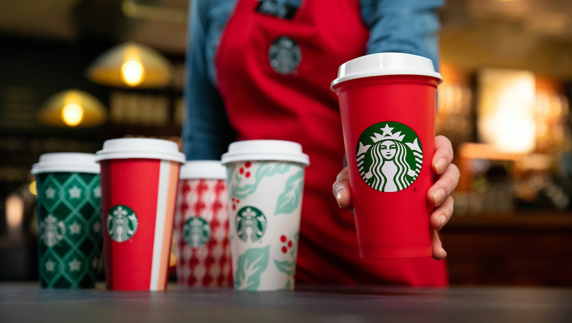"Starbucks Ran Out of Reusable Cups in Minutes, Angering Twitter: ""It's So Not Fair"""