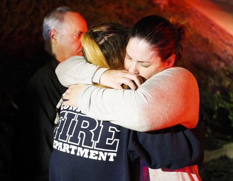 Mass Shooting Thousand Oaks California Borderline Bar