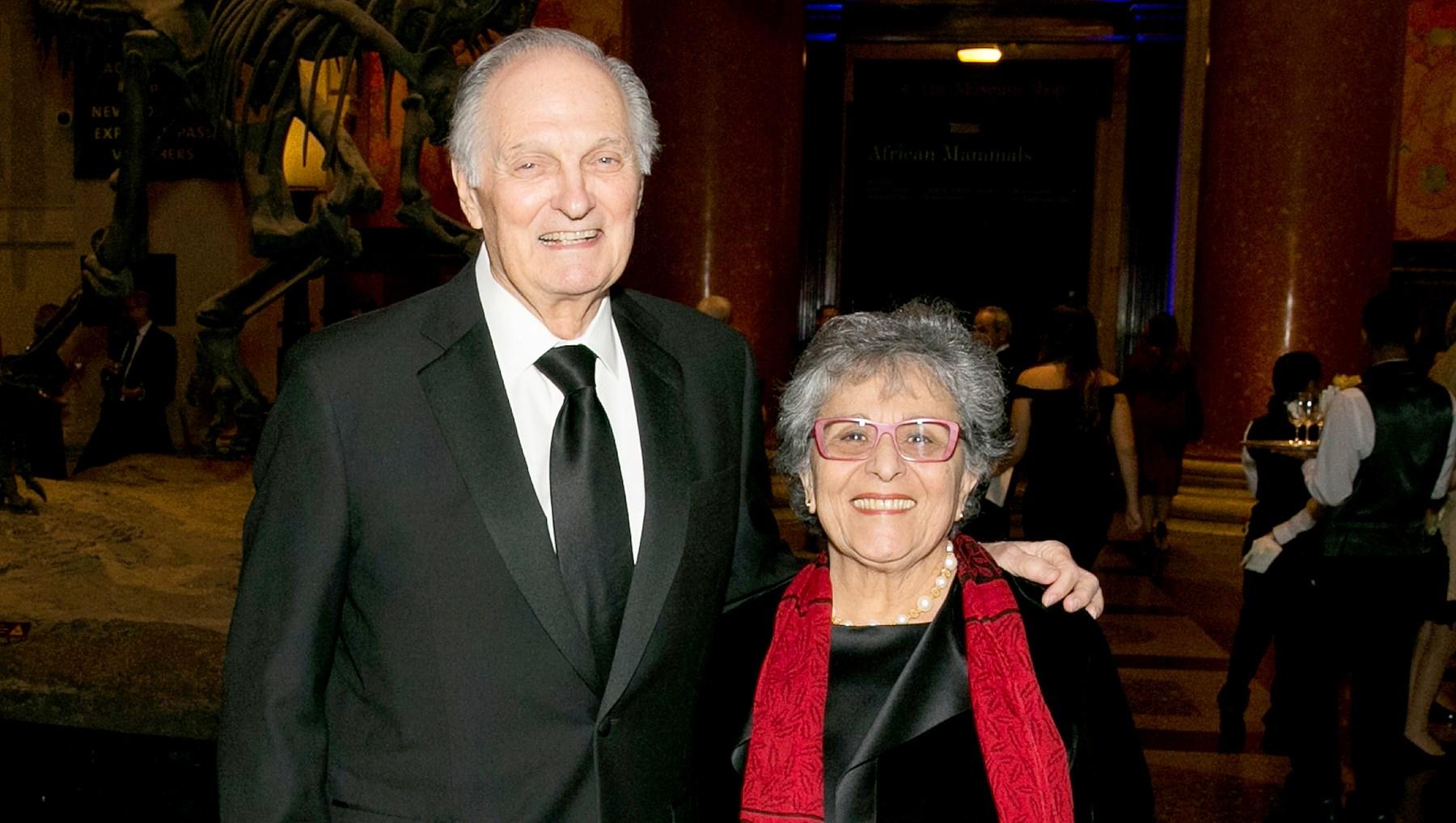 Alan Alda Reveals Clever Secret Behind His 61 Year Marriage