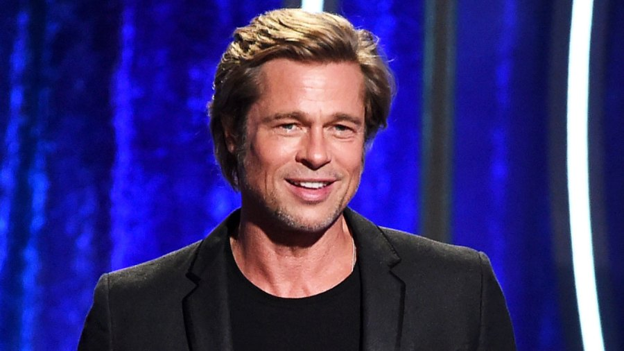 Brad Pitt Hosts Kids Overnight Ahead of Birthday