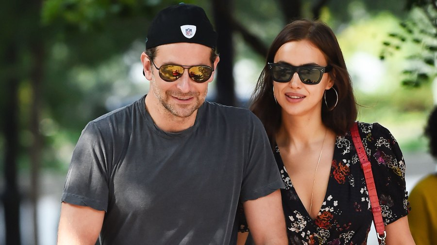 Bradley Cooper and Irina Shayk 'Were All Smiles' at Disneyland With Daughter Lea: 'They Were Having Such a Fun Time'