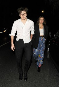 Brooklyn Beckham Spotted With New Girlfriend Hana Cross at Fashion Awards Afterparty