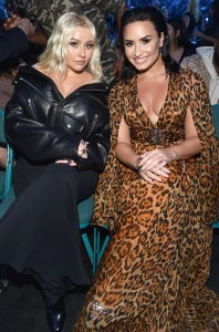 Demi Lovato Calls Grammy Nomination 'a Dream Come True' After Overdose