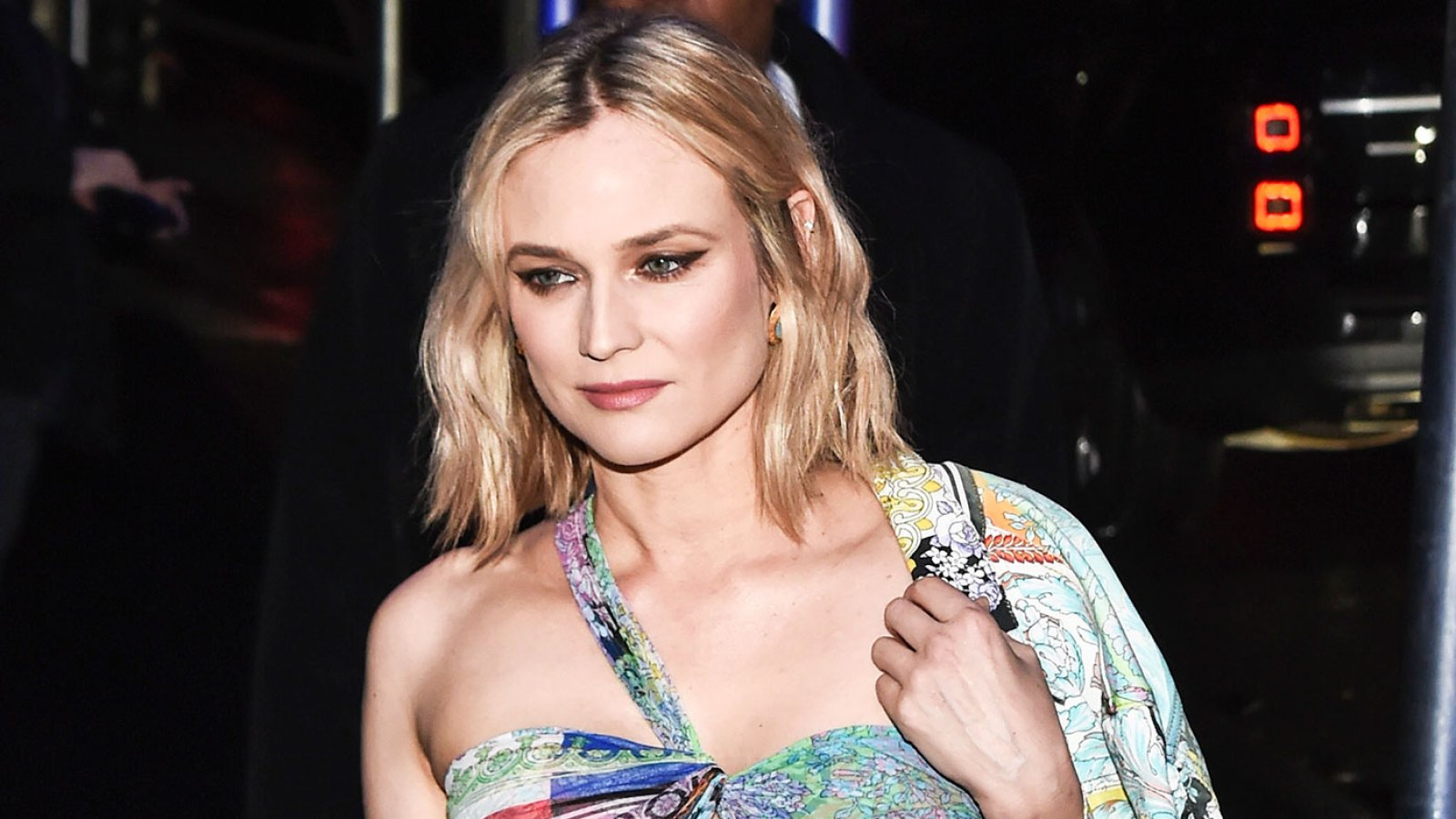 3027f6a1c4 Diane Kruger Stuns in a Minidress Weeks After Giving Birth