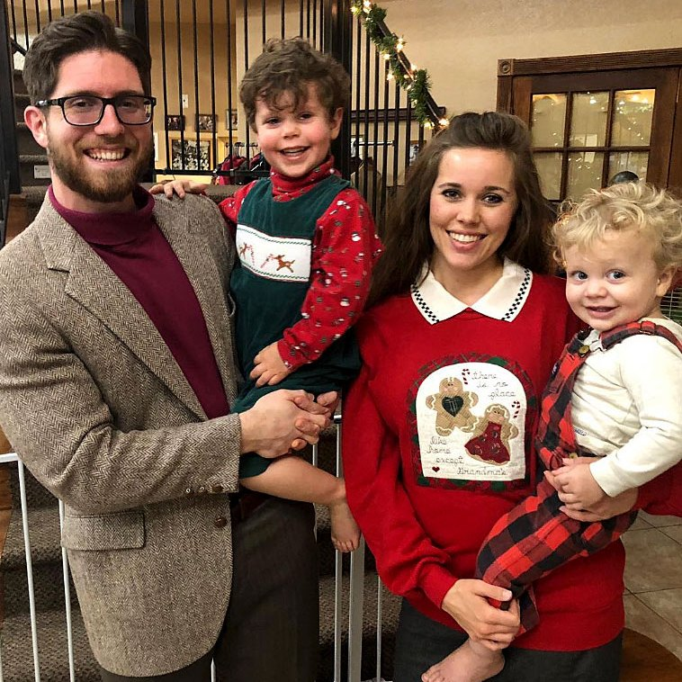Duggar Ugly Xmas Sweater Party Gallery