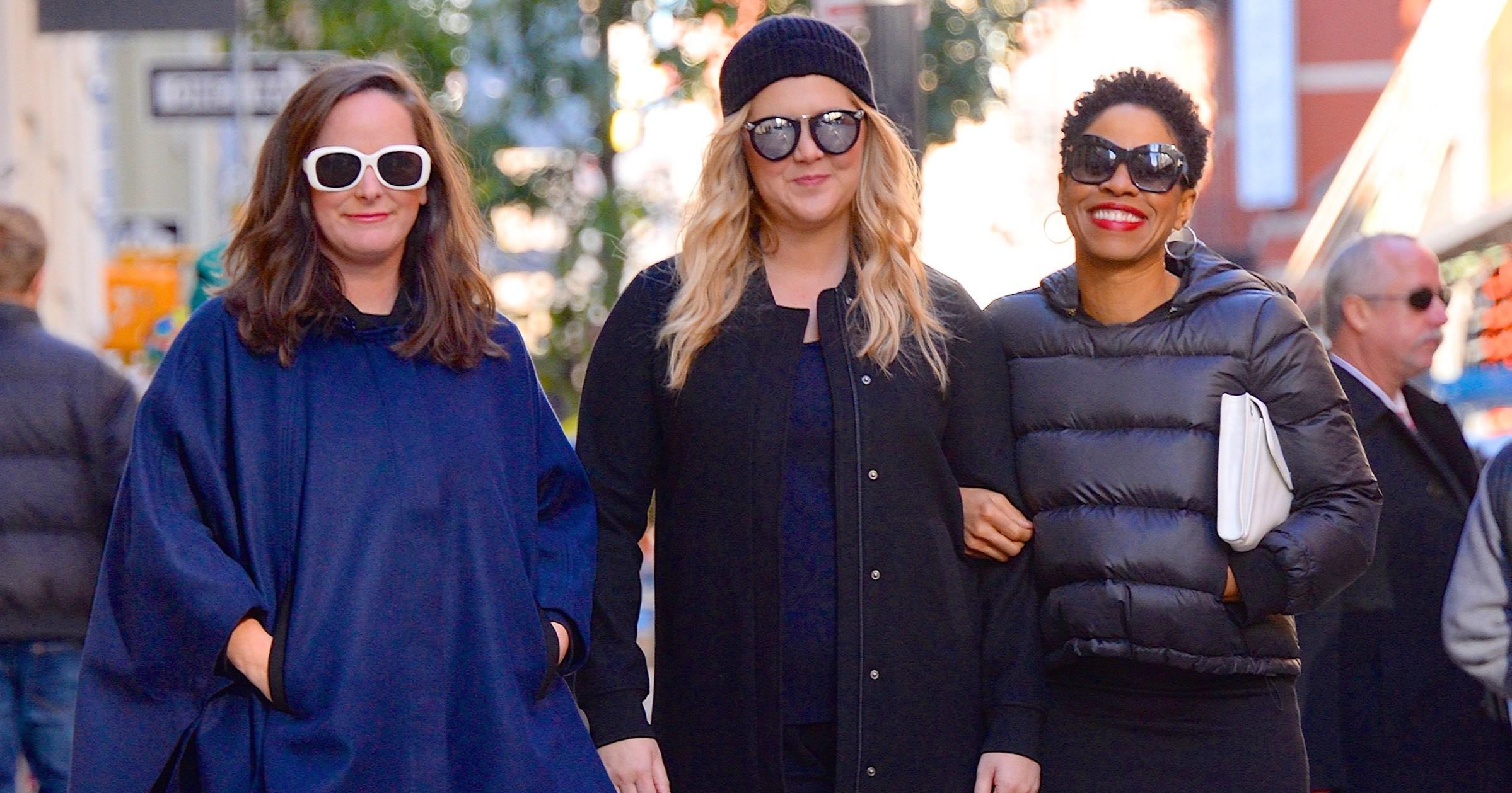 Shop Amy Schumer's Cute & Comfy Saks Off Fifth Collection That Just Dropped