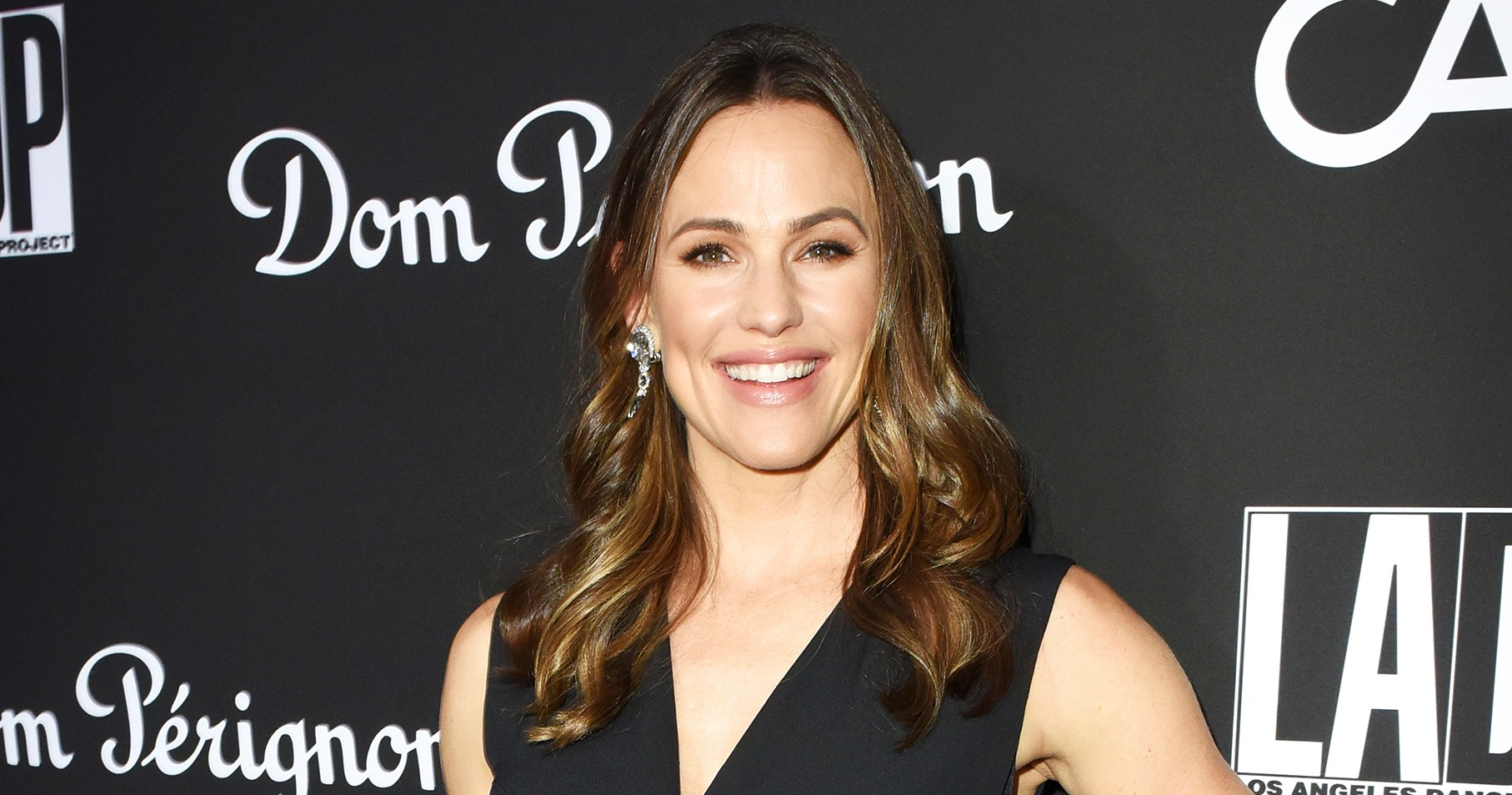 Jennifer Garner Bakes While Trying Not to Wake Kids