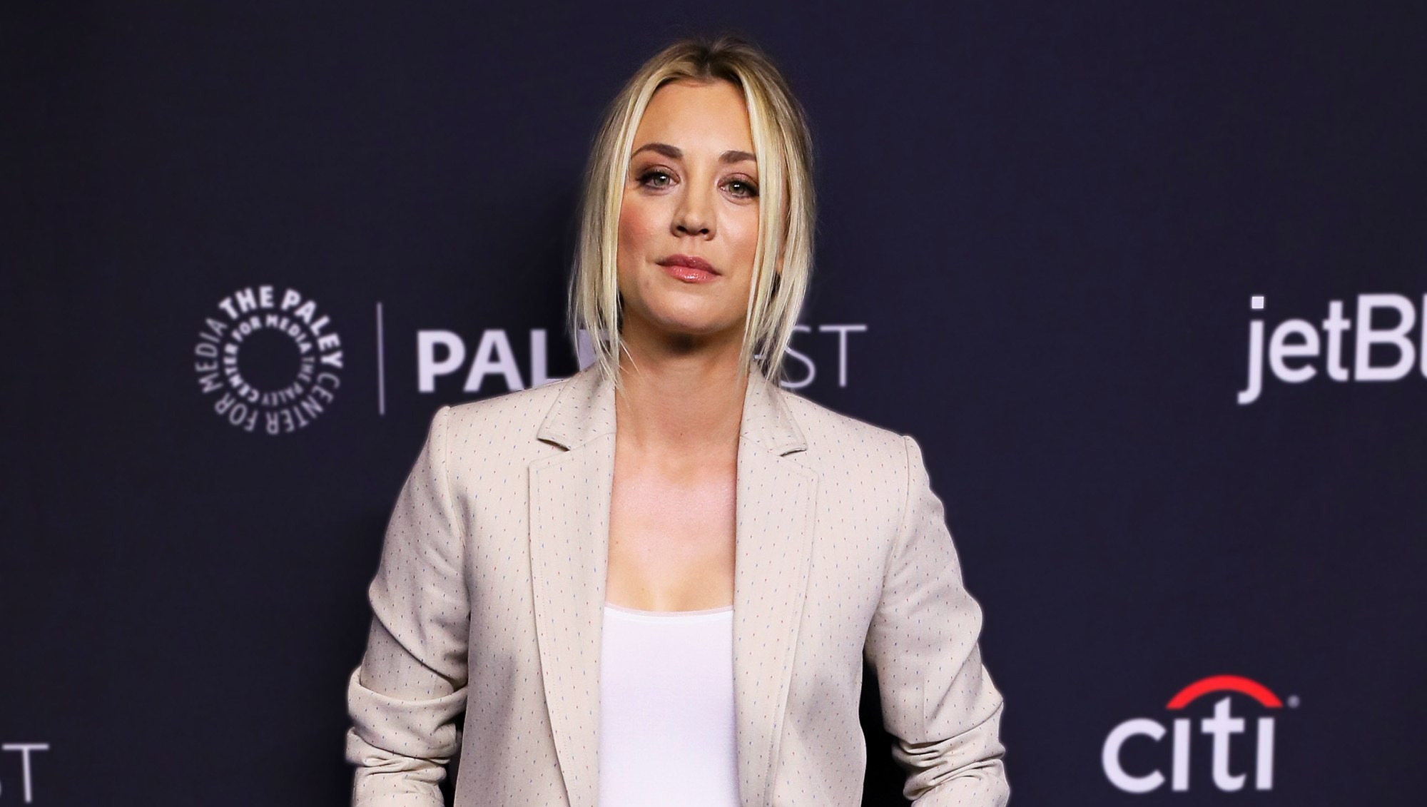 Kaley Cuoco Calls Her Dog Shirley 'The Grinch Who Ate Santa' for Chewing Up Santa Toy 'Aggressively'
