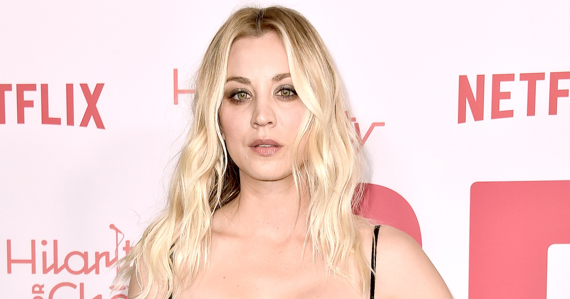 Kaley Cuoco Shuts Down Pregnancy Speculation
