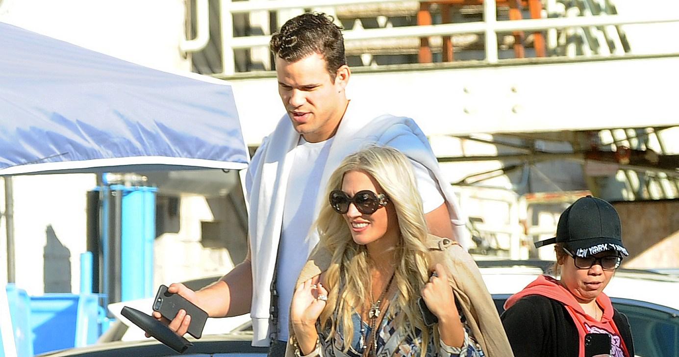 Kim Kardashian's Ex-Husband Kris Humphries Is 'Casually Dating' Someone New