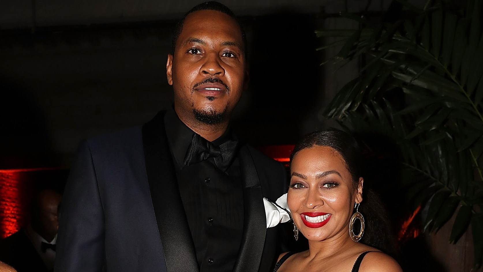 La La Anthony Carmelo Anthony Expecting Baby number 2 After Reconciliation