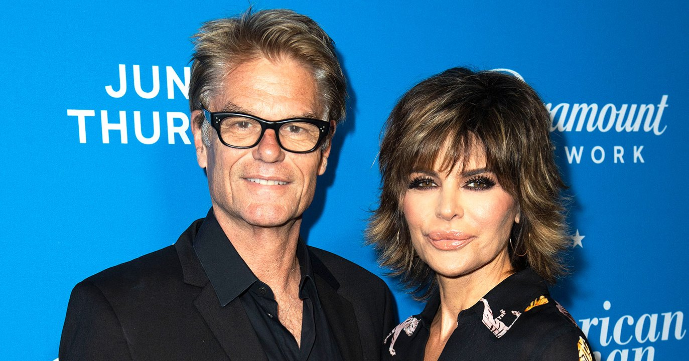 Lisa Rinna's Husband Harry Hamlin Reveals the Clever Secret Behind Their 21-Year Marriage