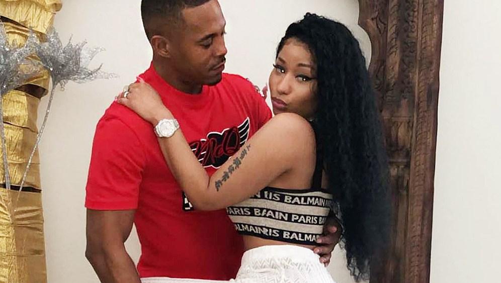 Nicki Minaj sex Offender Kenneth Petty Relationship Instagram Official