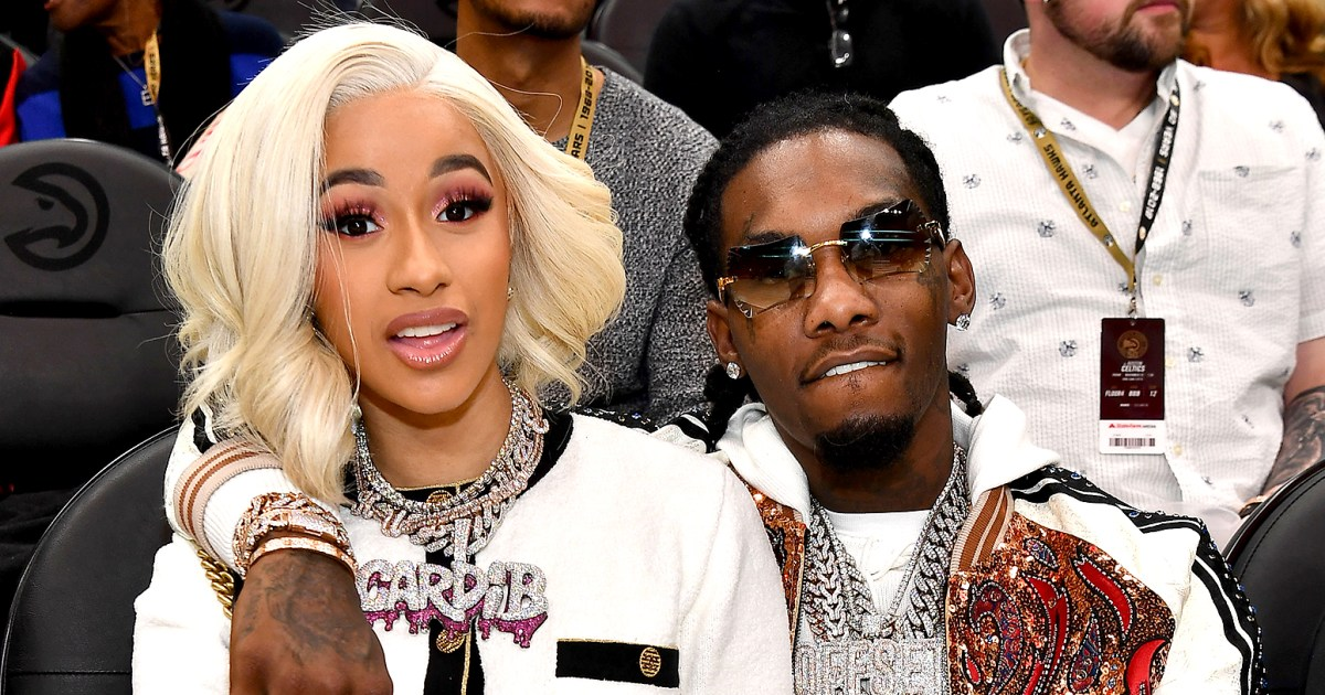 Cardi B Reveals New Offset Tattoo Photo: Offset Reveals Cardi B Flies Private Jets For Baby Kulture
