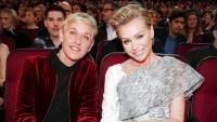 Portia de Rossi Urging Ellen DeGeneres to Leave Talk Show