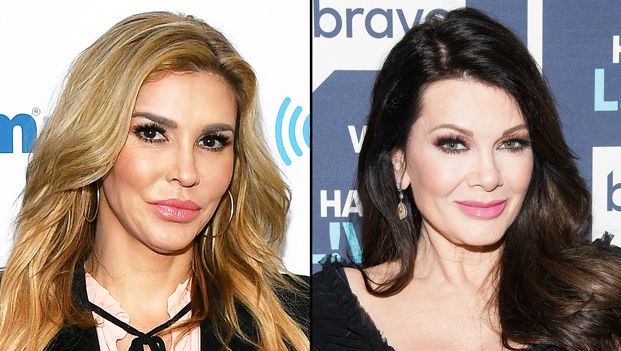Real Housewives of Beverly Hills Season 9 Trailer Brandi Glanville Return Lisa Vanderpump Drama