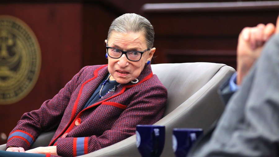 Supreme Court Justice Ruth Bader Ginsburg Undergoes Surgery to Remove Cancerous Growths