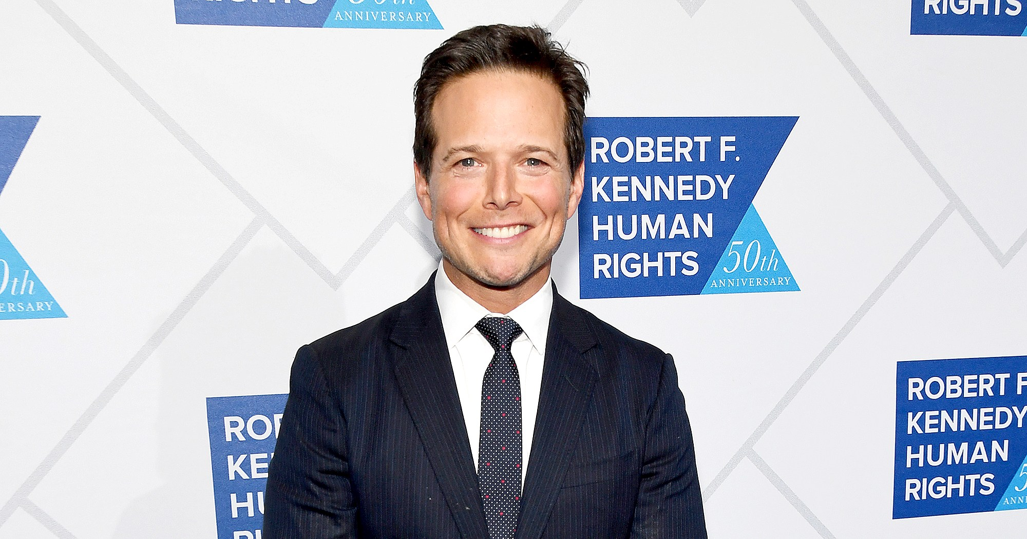 Scott Wolf Gushes About Kelley Limp, Shares Marriage Advice