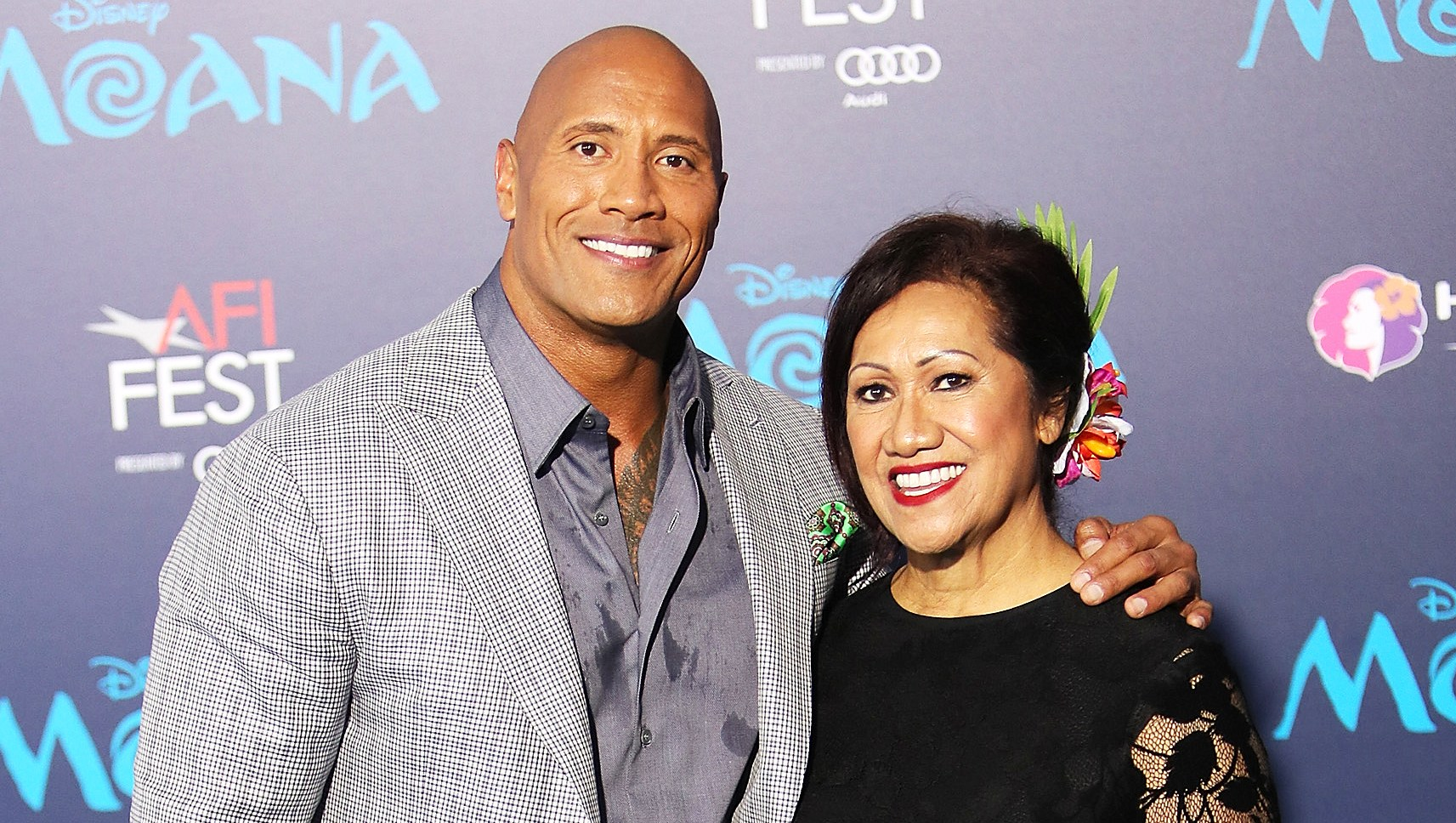 The Rock Gifts Mom New Home For Christmas