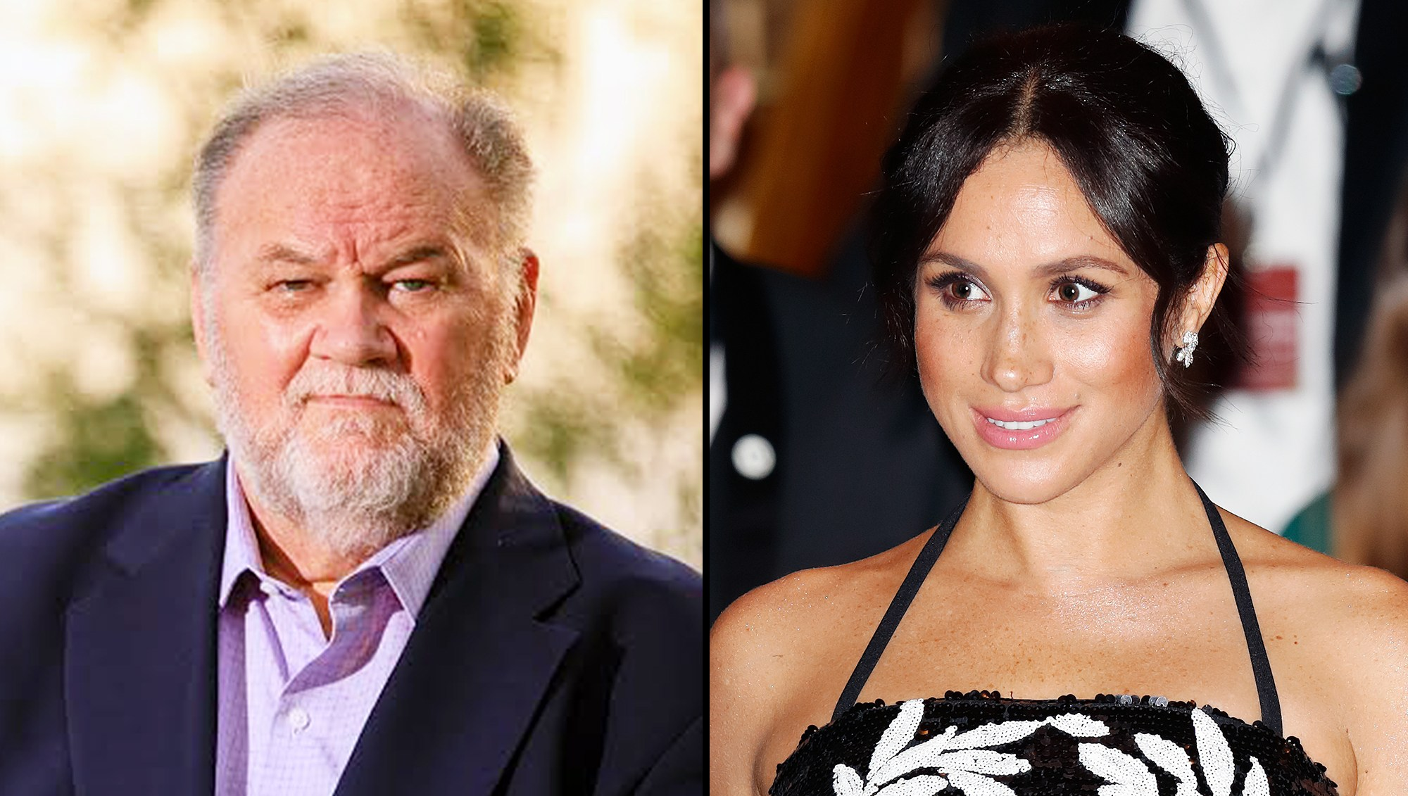 Thomas Markle Says Daughter Duchess Meghan Ghosted Him