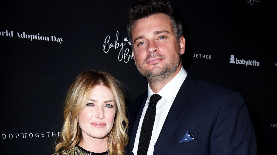 Tom Welling's Fiancee Jessica Rose Lee Gives Birth, Welcomes Their First Child Together
