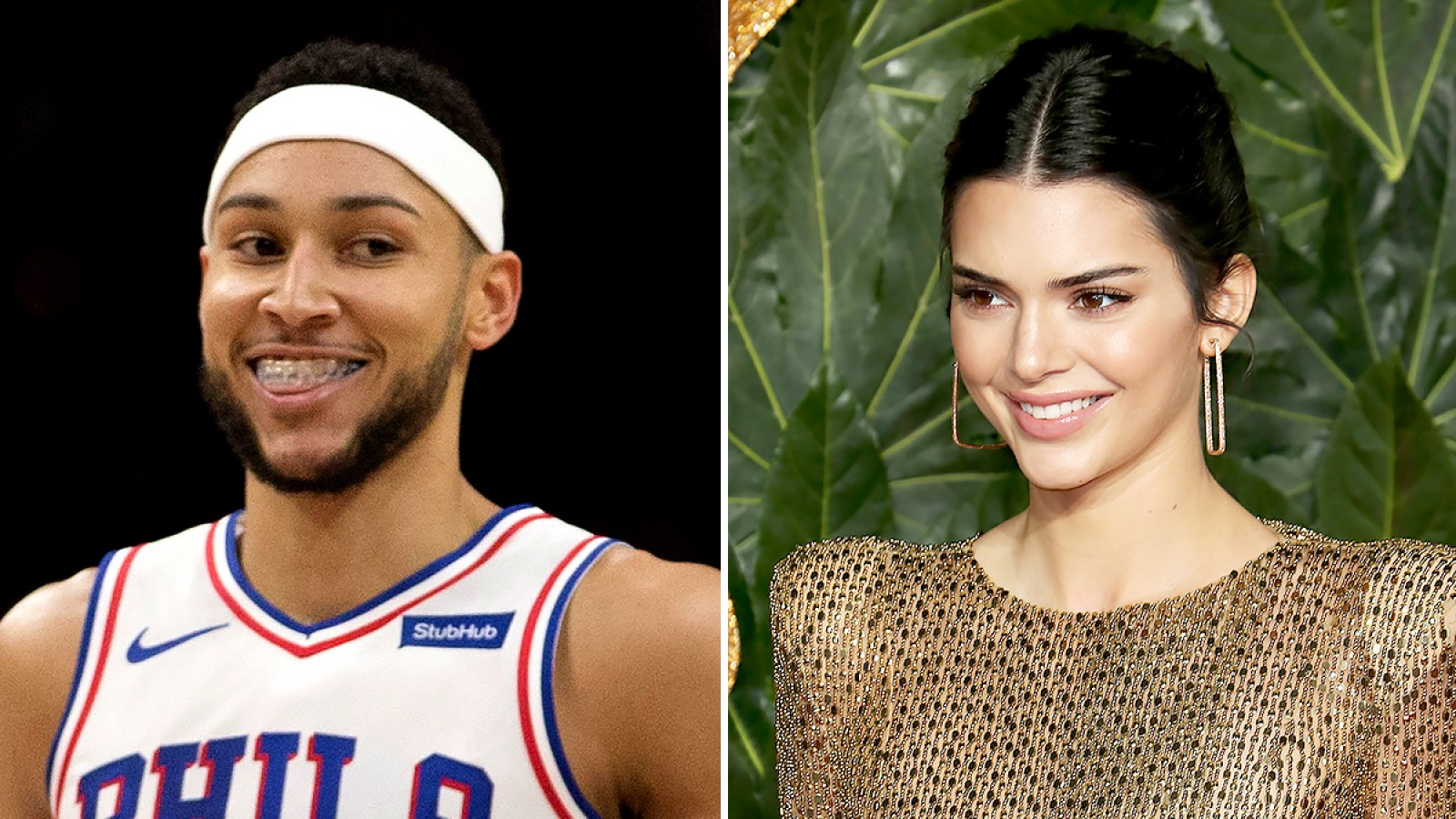 6a1b8dd18 Ben Simmons Leaves Flirty Comment on Kendall Jenner s Instagram Pic